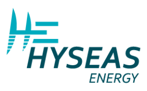 Hyseas Energy